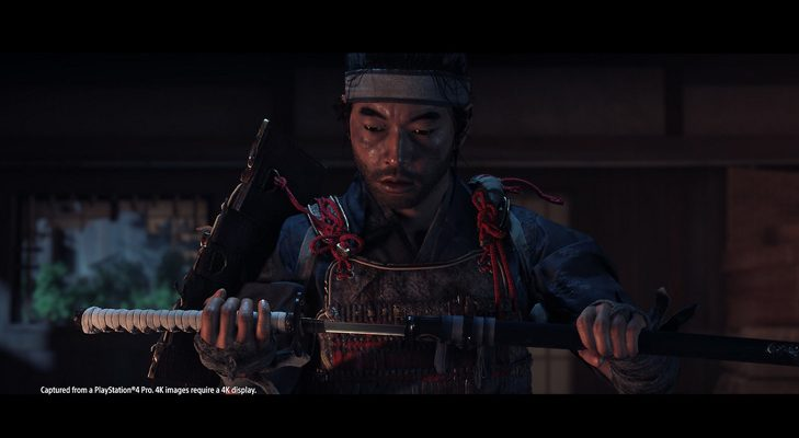 ghost of tsushima pre-order pre-order PS4