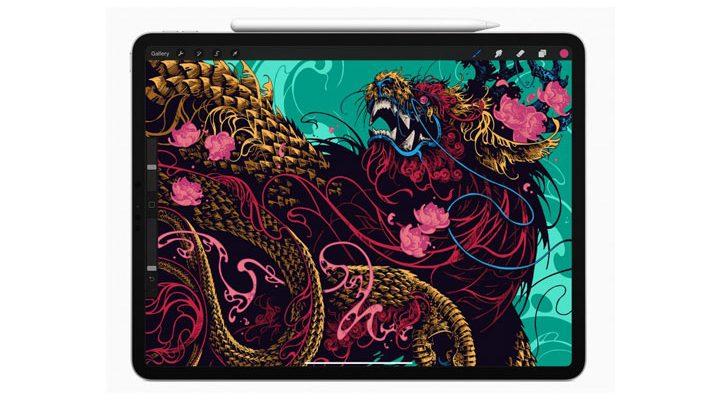 iPad Pro 2020 - iPadOS 13.4