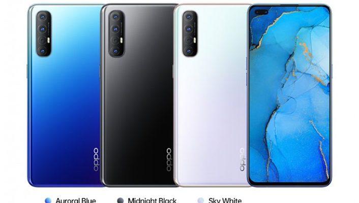 Oppo Reno3 Pro 4G version