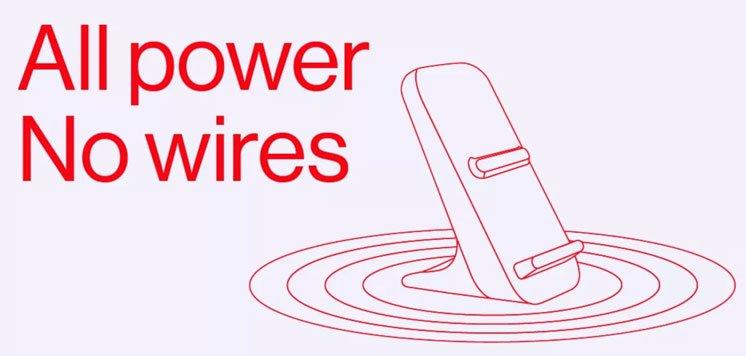 OnePlus 8 Pro wireless charging