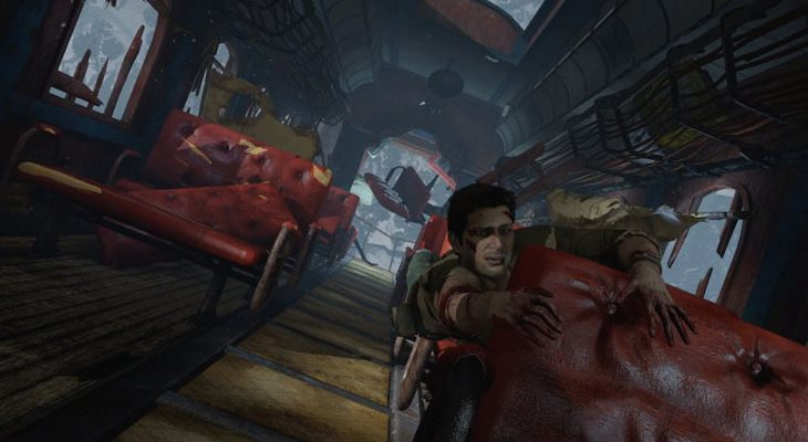 play at home - Uncharted: The Nathan Drake Collection