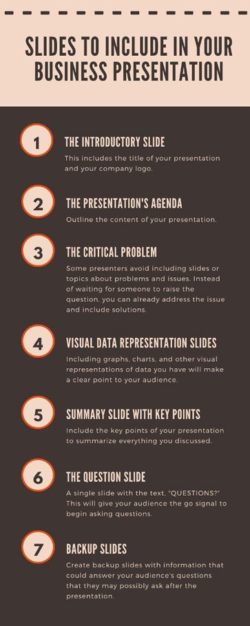 tips for making killer business presentations