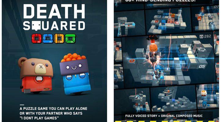 Death Squared iOS