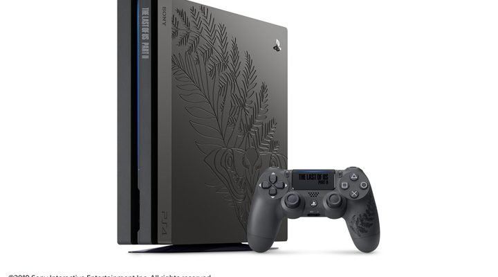 Limited Edition The Last of Us Part II PS4 Pro