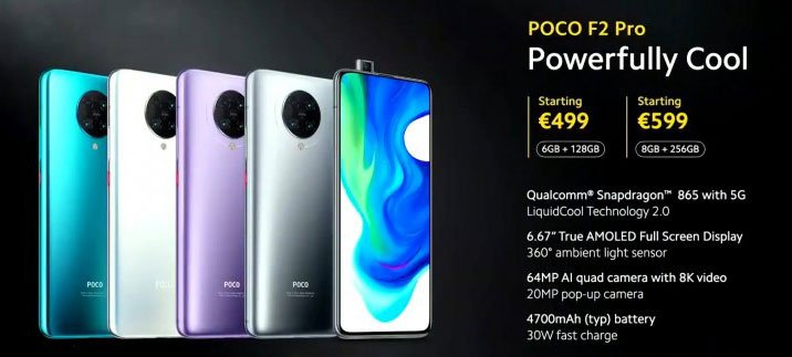 poco f2 pro price