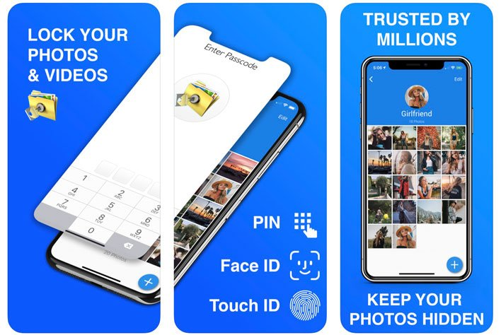 best vault apps for iPhone