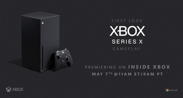 xbox series x gameplay event