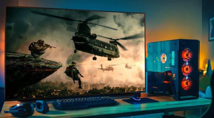 LG CX 48-inch OLED TV