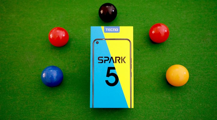 tecno spark 5 unboxing