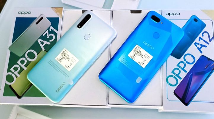 Oppo A31 & A12