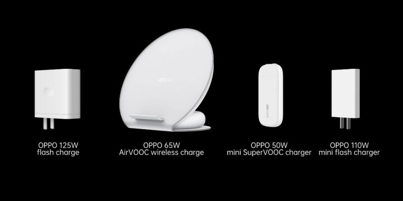 Oppo 125W fast charge