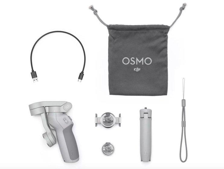 Dji Osmo Mobile 4 acessories