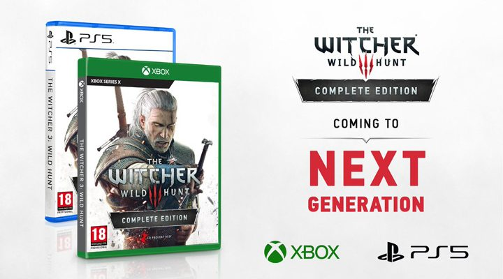 the witcher 3 wild hunt next-gen version
