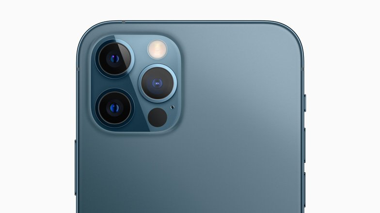 iPhone 12 and iPhone 12 Pro Max Camera
