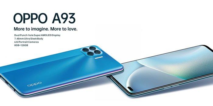 Oppo A93 Announced