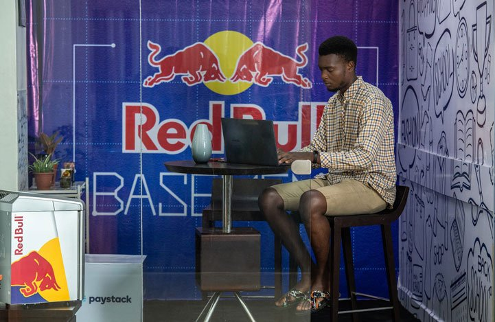 Red Bull Basement - Team UMScope