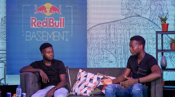 Red Bull Basement - Team UMScope