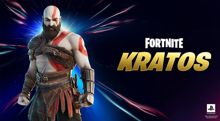 kratos fortnite