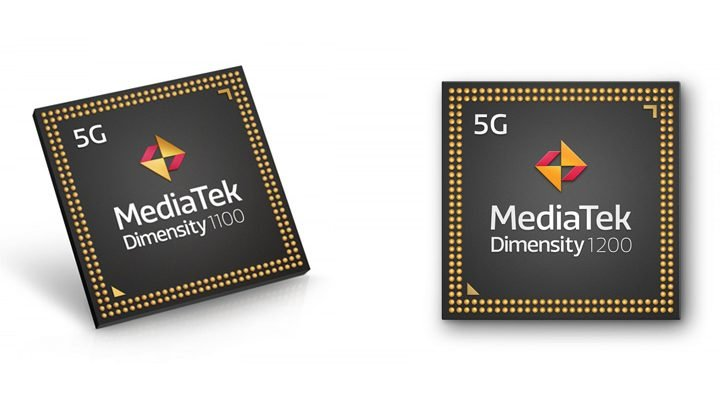 MediaTek Dimensity 1200 and 1100