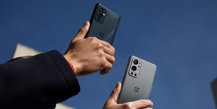 OnePlus 9 and OnePlus 9 Pro