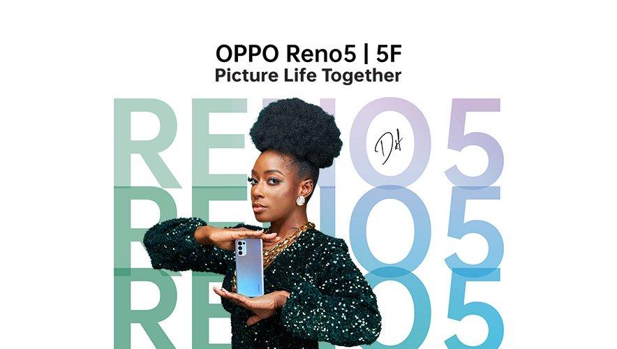 Reno5 Series launch