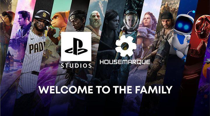 Housemarque PlayStation Studios