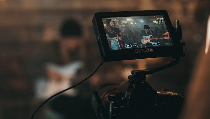 video in social media promotion