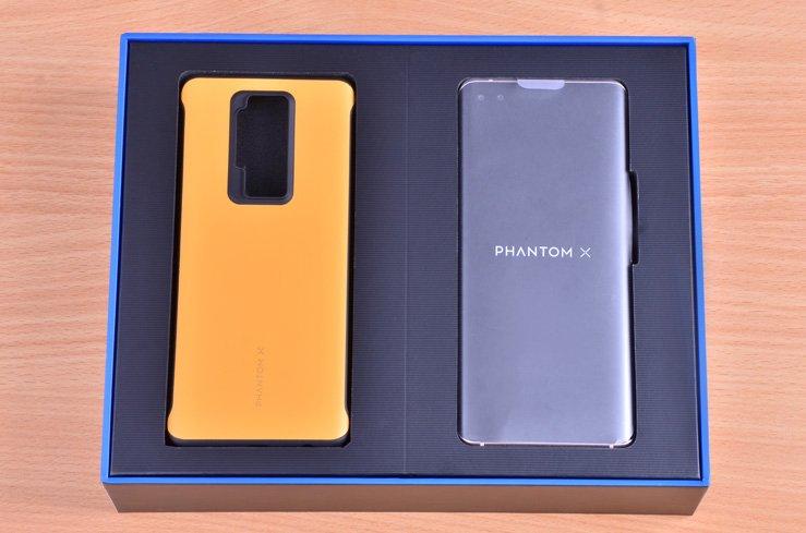 tecno phantom x review