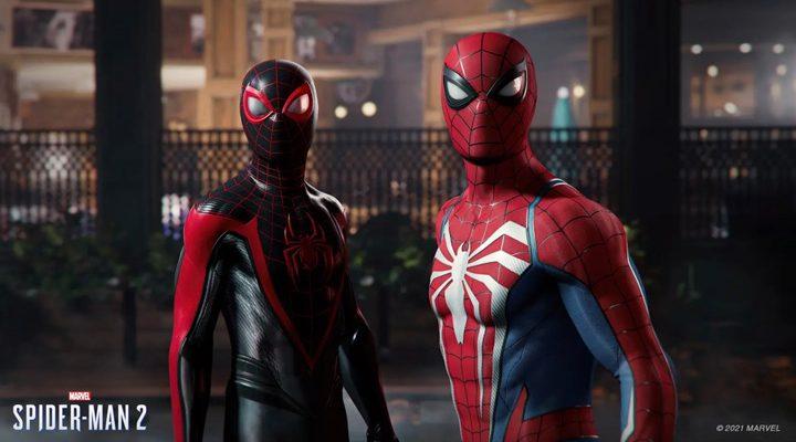 marve's spider-man 2 PS5