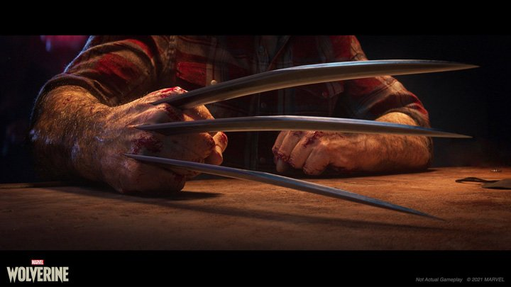 marvel's wolverine PS5