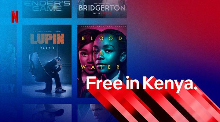 netflix free tier kenya