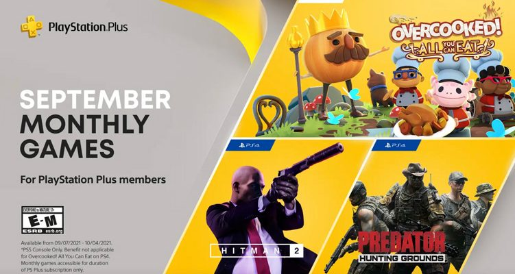 ps plus free games september