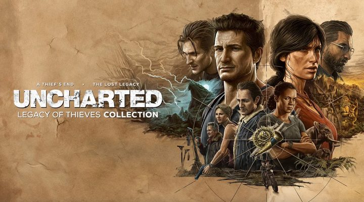uncharted legacy of thieves