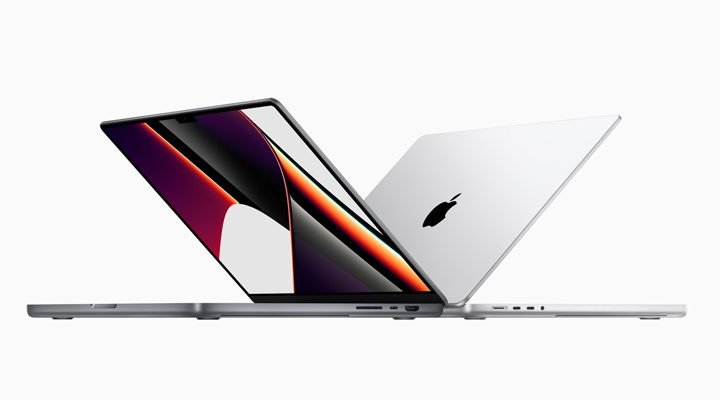 Apple 14-inch and 16-inch MacBook Pro